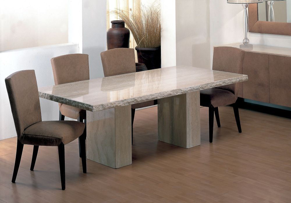 Stone International Roma Perfect Marble Dining Table Gotxjbi
