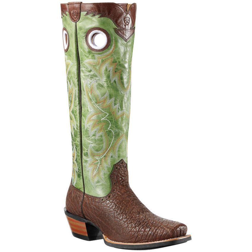 0d1625a9cc1 Ariat Men's Brushrider Buckaroo Boots | Boots | Boots, Buckaroo ...