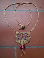collar#4 (manodpera) Tags: collar macrame artesania collana macram