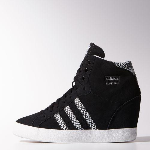 Adidas Basket Profi Shoes Core Black (Love them!) | Adidas