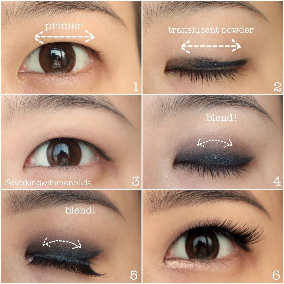 Monolid Makeup Tutorial: Easy 6-step Everyday Look