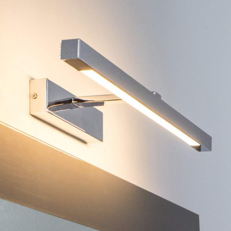 Moderne Spiegellampe Lievan Mit Led Von Lindby Spiegellampe