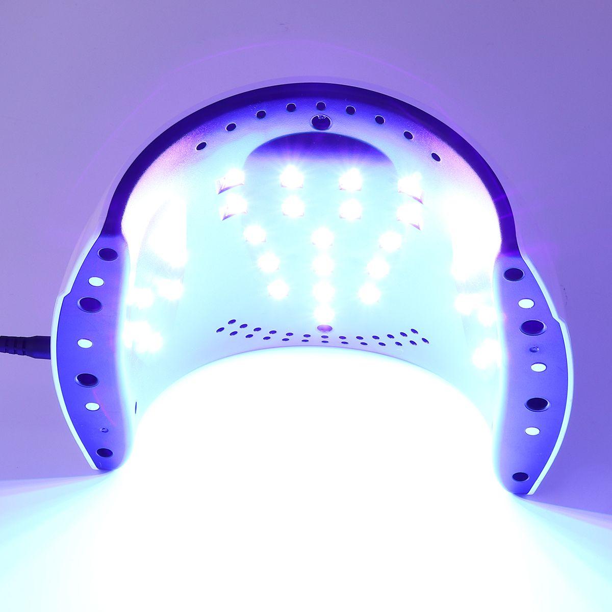 48 Watt Slipper-förmigen Fuß Hand Nageltrockner UV LED Lampe ...