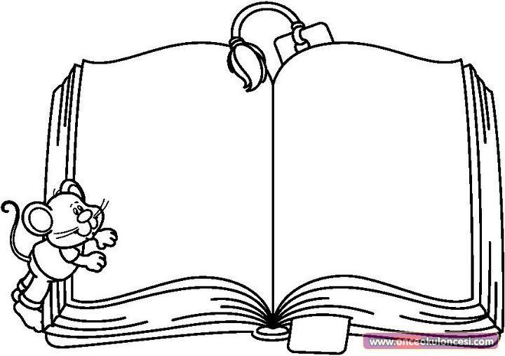 Kitap Boyama Sayfası önce Okul öncesi Ekibi Forum Sitesi Biz Bu