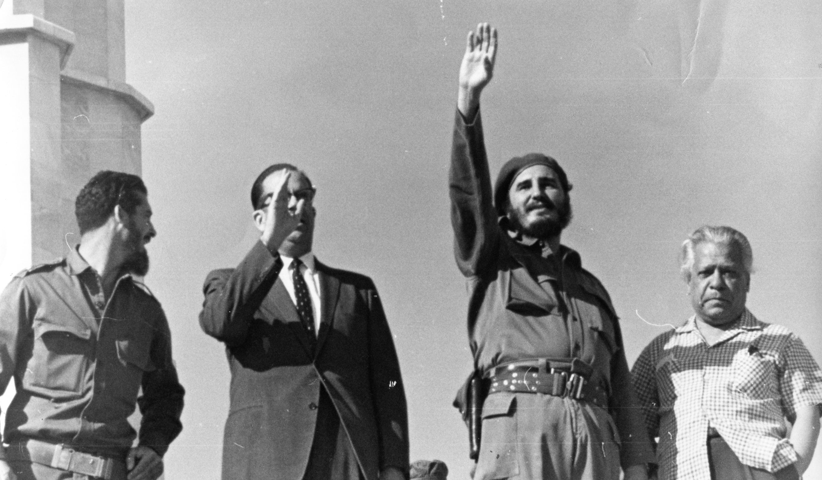 fidel castro essays The life of fidel castro fidel castro, is the well-known dictatorial leader of cuba for nearly five decades his leadership has been the focus of international.