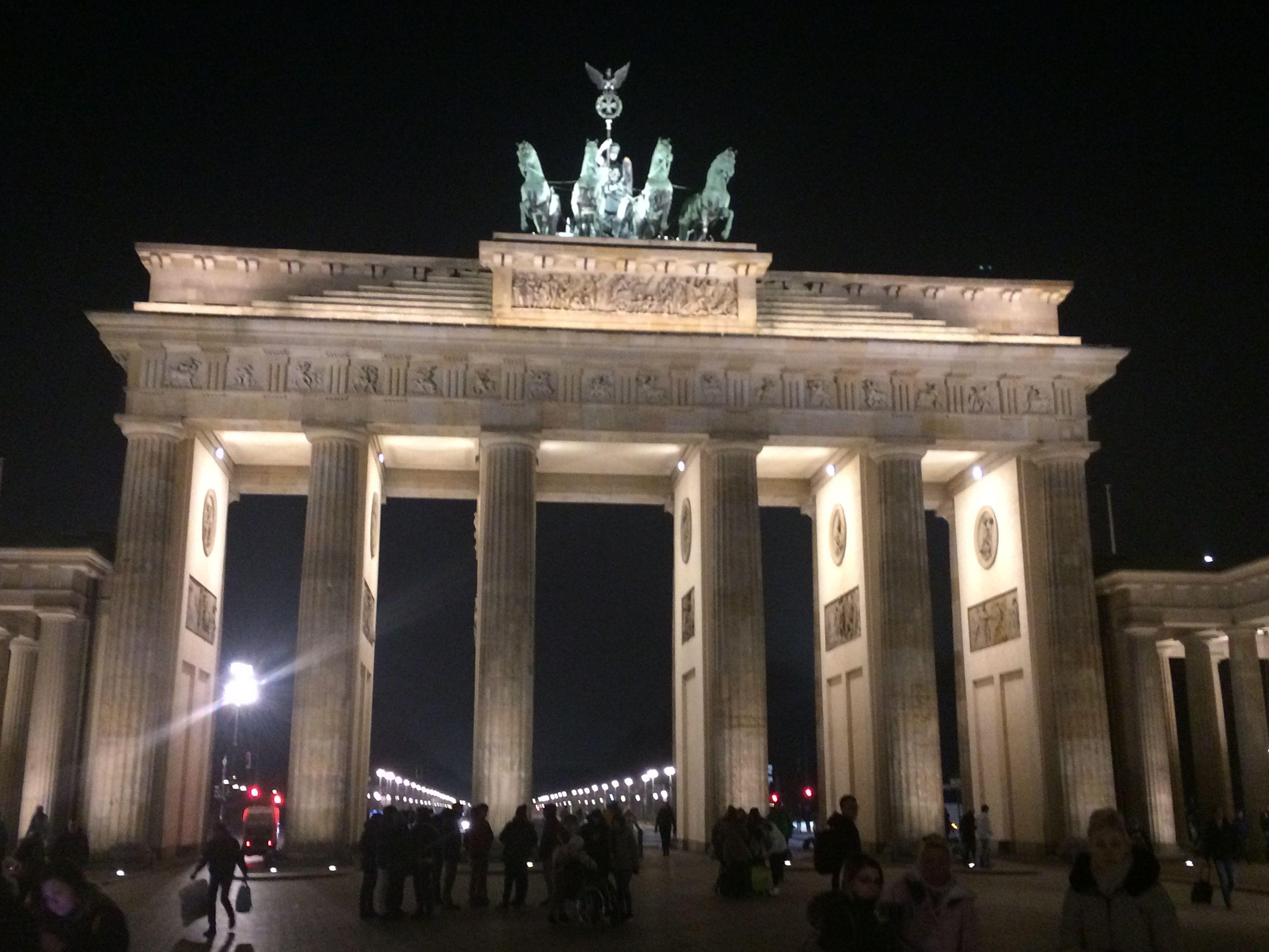 Berliner Tor Germany Travel Guide Brandenburg Gate Travel
