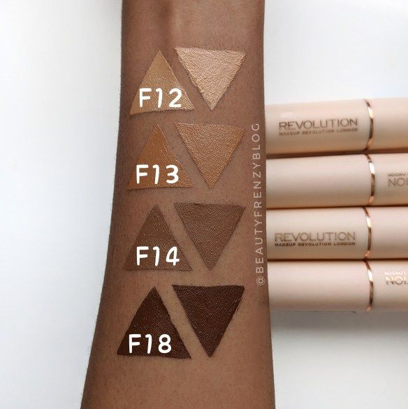 Makeup Revolution Fast Base Foundation Stick Review