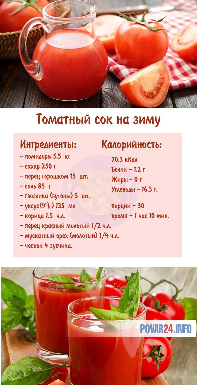 рецепт томат из помидор
