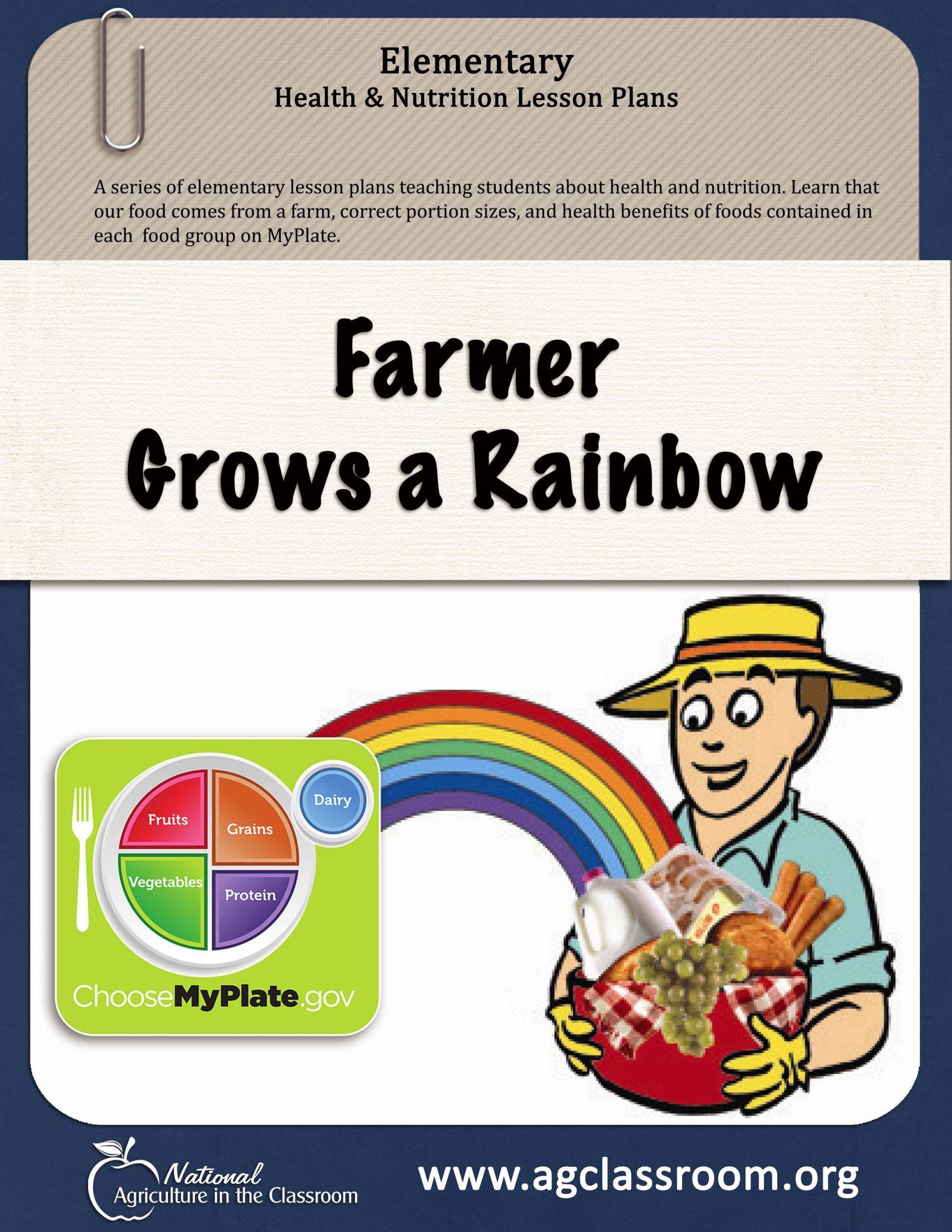 6 Farm Animals Preschool Lesson Plans E A6b2fc0aea