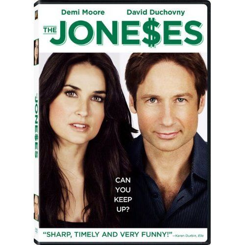 Amazon Com The Joneses Demi Moore David Duchovny Derrick Borte Movies Tv Demi Moore David Duchovny We Movie