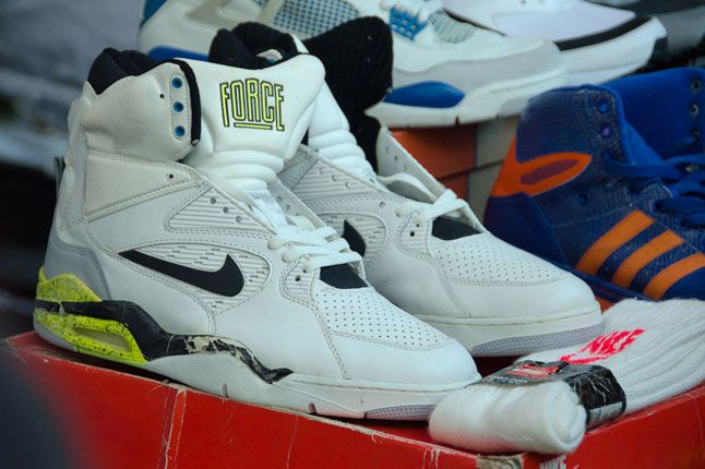 new style 8cae8 6e1a3 Nike, Force, High tops, old school | Old School nike | Sneakers ...