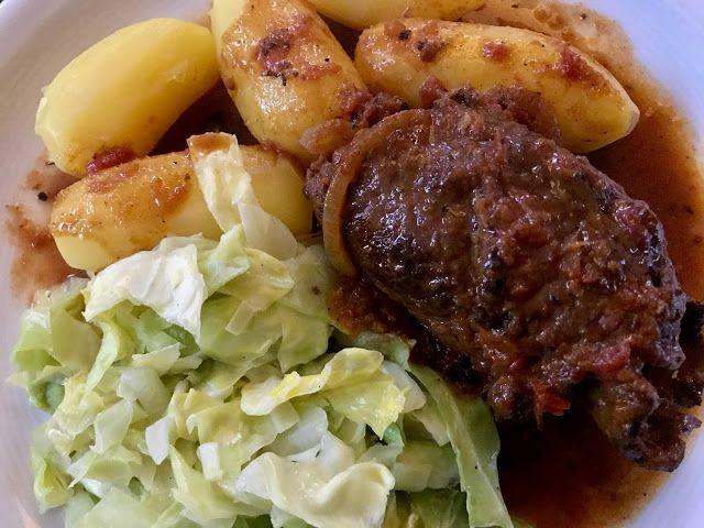 Lust auf Lecker 🌶: Rinderrouladen mit Rotweinsauce