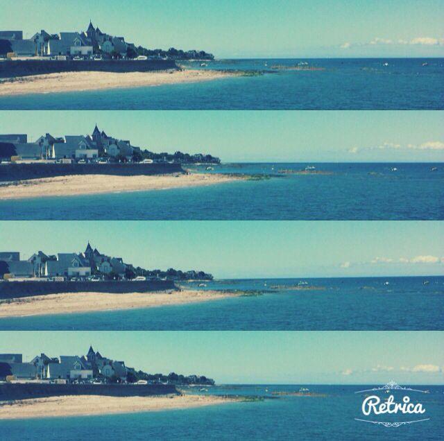 Piriac-sur-mer, france