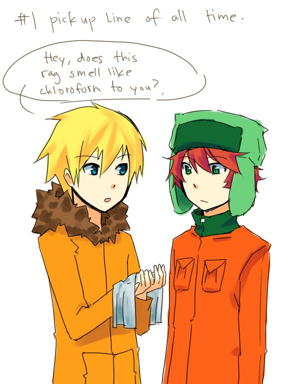 Kenny X Kyle South Park