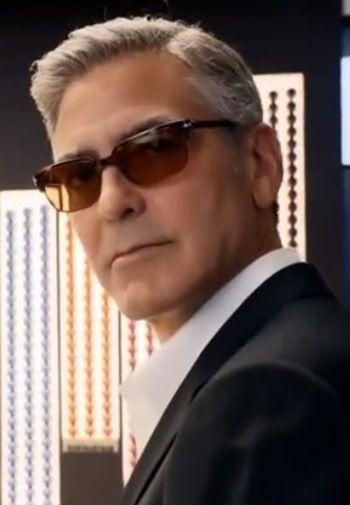 Bans Mens Y George SunglassesRay ClooneyFamosos eDHYIWE29