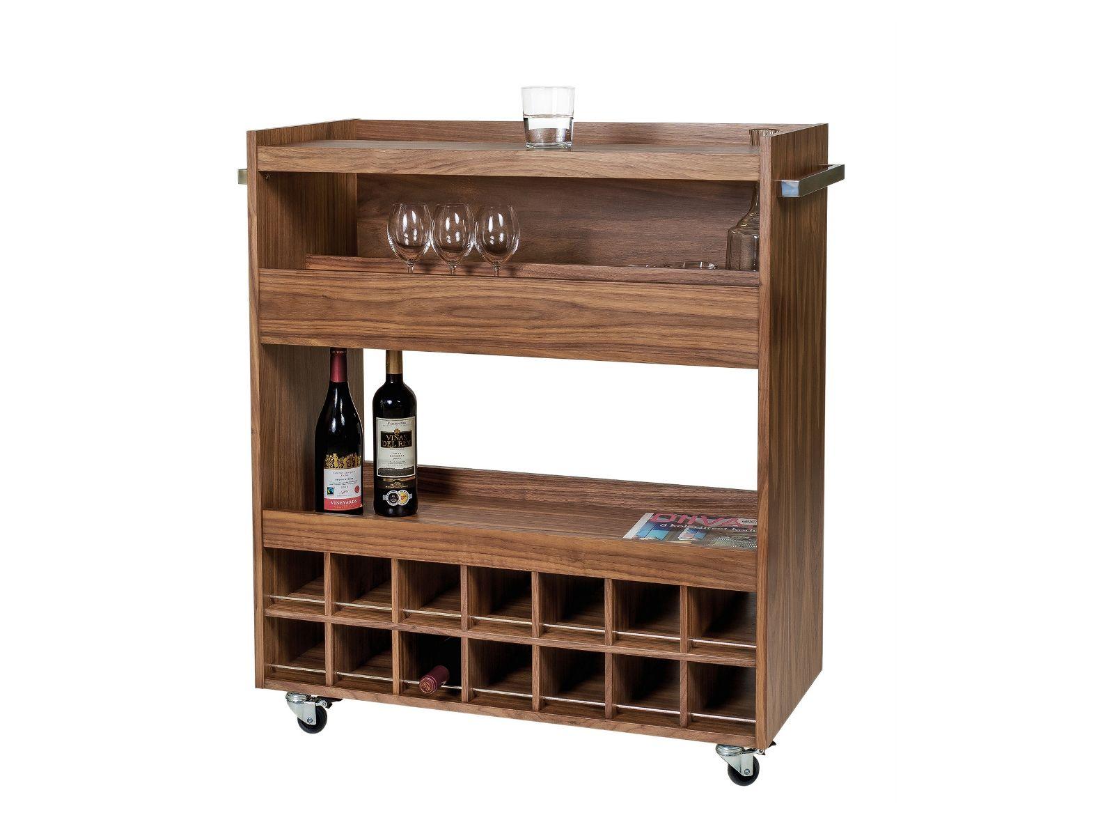 Descarga el catálogo y solicita al fabricante Trolley | mueble bar ...
