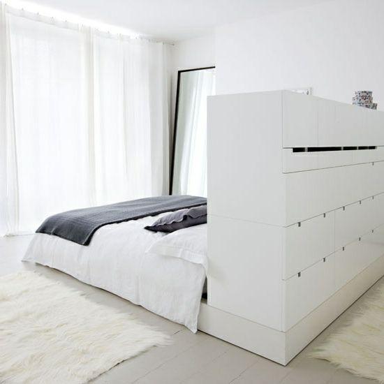 Aufbewahrungsideen Im Schlafzimmer