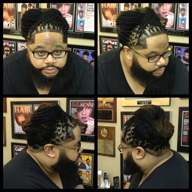 Big shout to @brownstonian for the fly hairstyle!