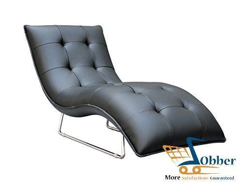 Living Rooms Furniture Black Chaise Lounges Selina Soho Grain ...
