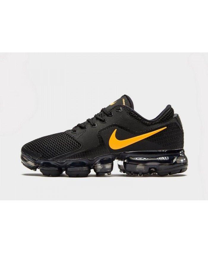 official photos b47e3 fe6a8 Kid s Nike Air VaporMax Black Sneakers 051861   nike   Nike air、Nike air  vapormax 和 Nike