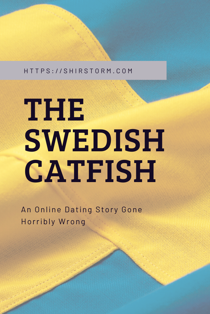 catfish online dating story