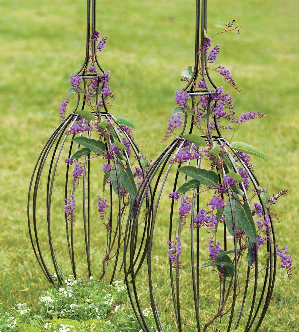 Topiary Garden Finial | ☼☀Indoor Gardening & Decorating ideas ...