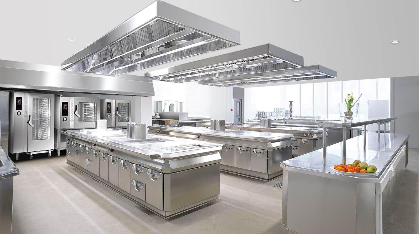Cucine Professionali Per Ristoranti - Angelo Po | Work - to be ...
