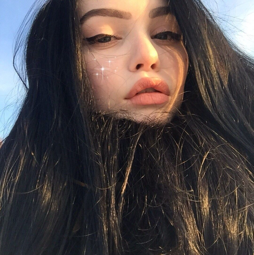 Aesthetic Girl Pictures Pinterest