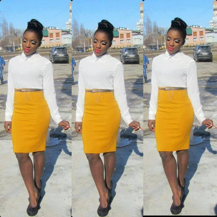 High Waisted Skirts How To Wear | Jill Dress