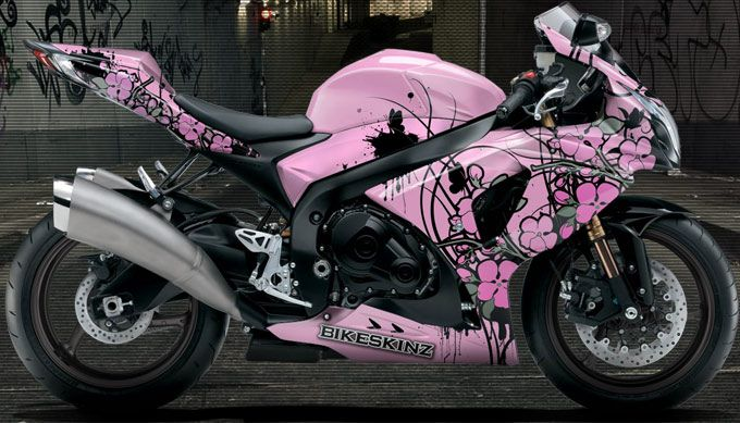 Cherry Blossom Sport Bikes Motorcycle Motorcycle Ducati