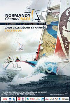Normandy Channel Race 2012 à découvrir lors de votre séjour au Domaine du Martinaa !!! www.martinaa.fr