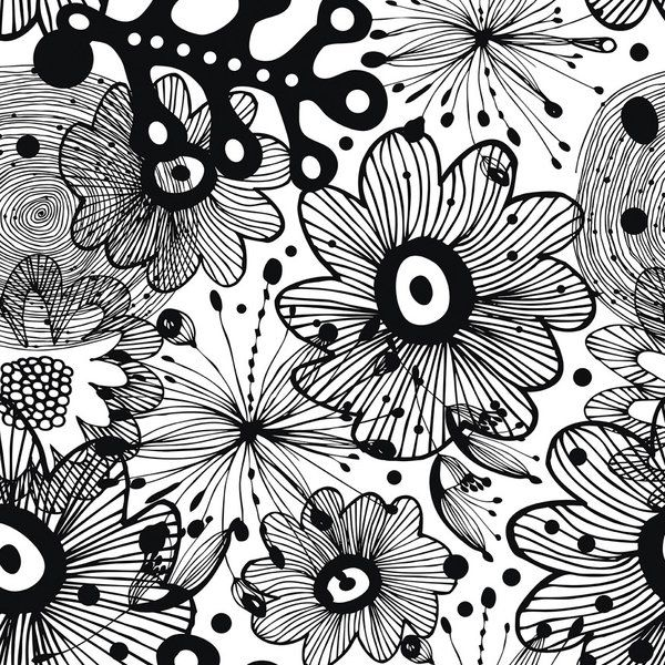 """You'll Love The Black Lace Removable 5' X 20"""" Floral"""