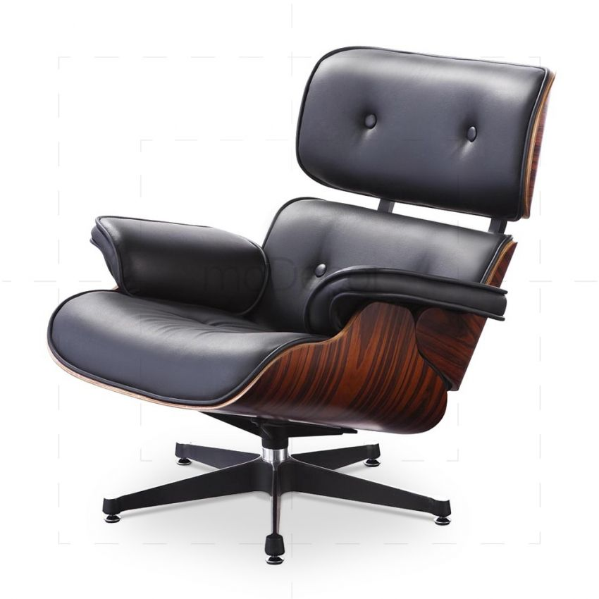 Lounge Chair Charles Eames eames lounge chair and ottoman reproduction character design and