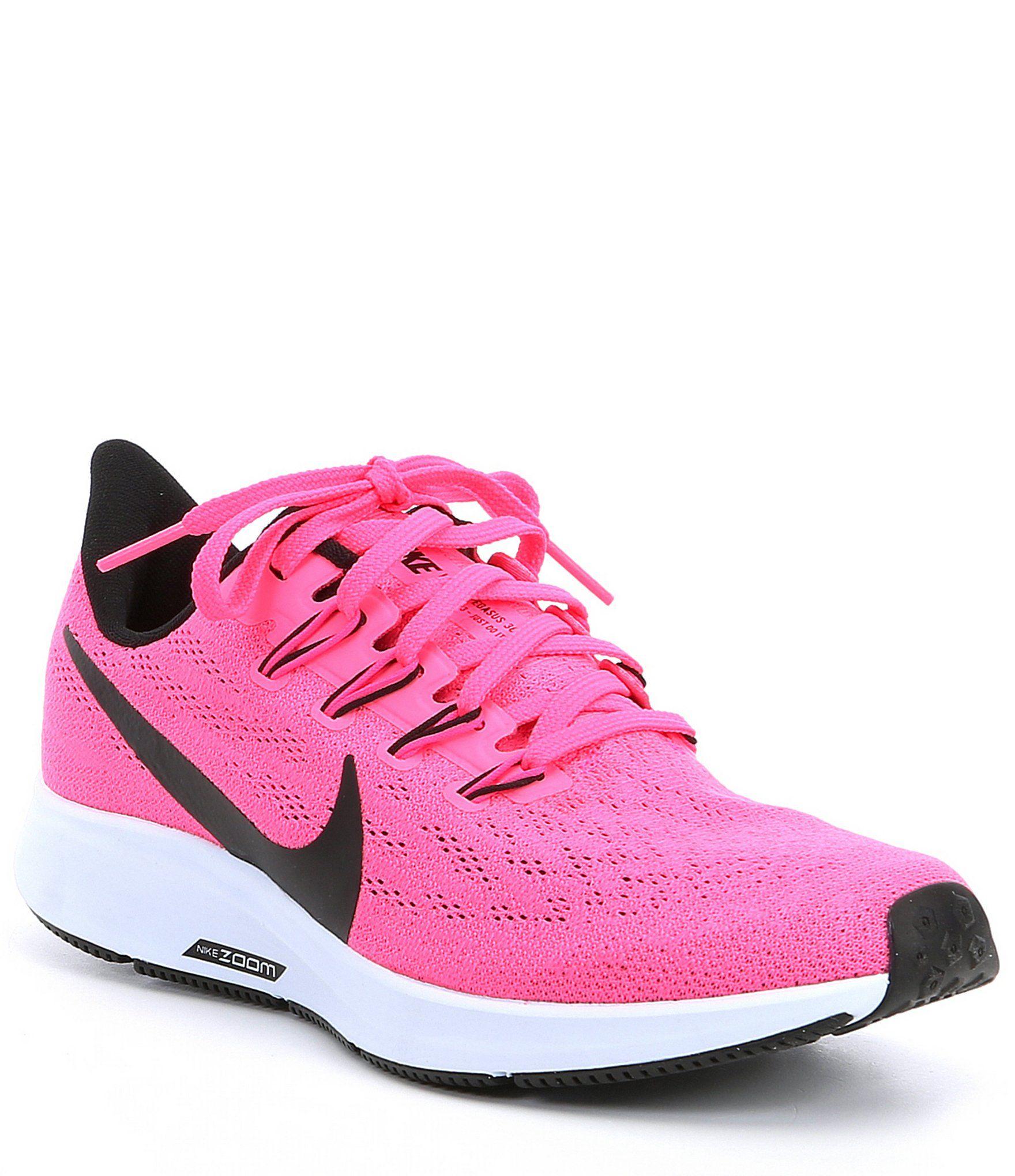 Nike Women's Air Zoom Pegasus 36 Running Shoe Platinum
