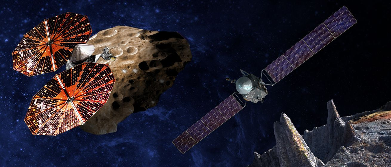 verge: In the 2020s NASA will launch spacecraft to Jupiter's asteroids & another made of metal  https://t.co/dDdgximo8Q