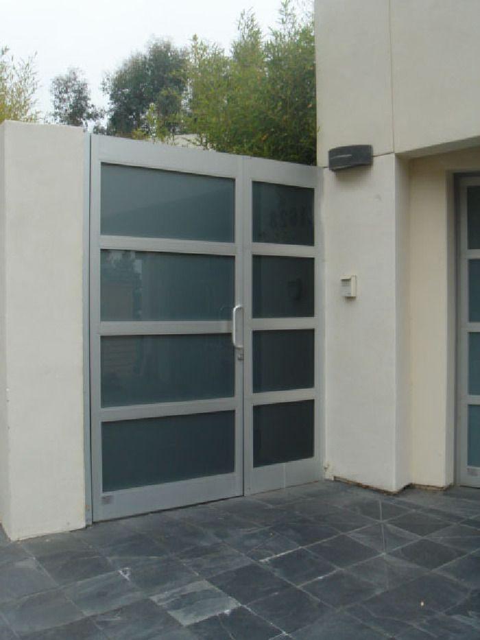 5 Model Bp 450 Double Gate Size 4 X 8 Double Gate Entry Gates Exterior Doors