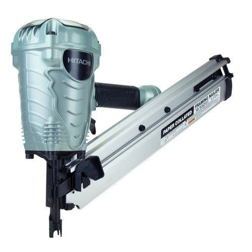 Hitachi Nr90ads1 28 Degree Paper Collated 3 1 2 In Strip Framing Nailer As Shown Best Cordless Circular Saw Cordless Circular Saw Frame