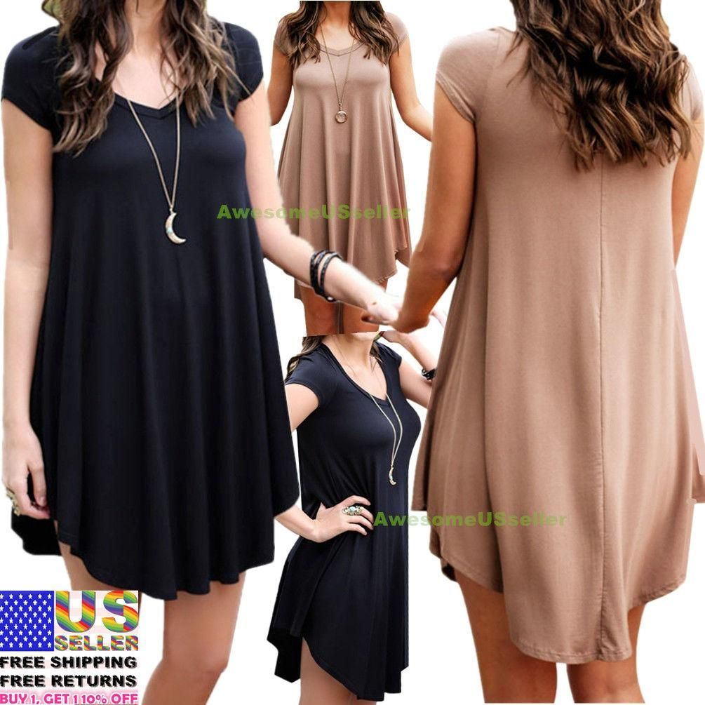 Casual stylish dresses exclusive photo