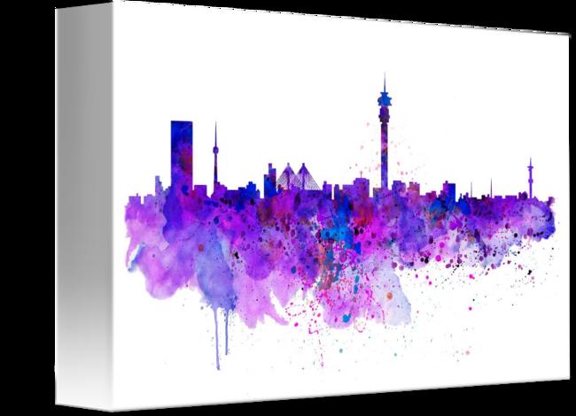 Johannesburg skyline by marian voicu skyline art framed prints johannesburg skyline by marian voicu thecheapjerseys Images