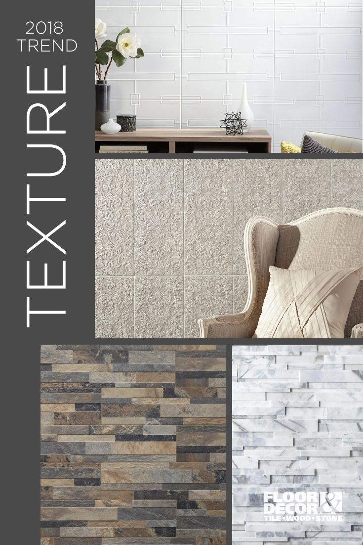 Replace wallpaper with textured wall tile or ledgers. Wtih stone ...