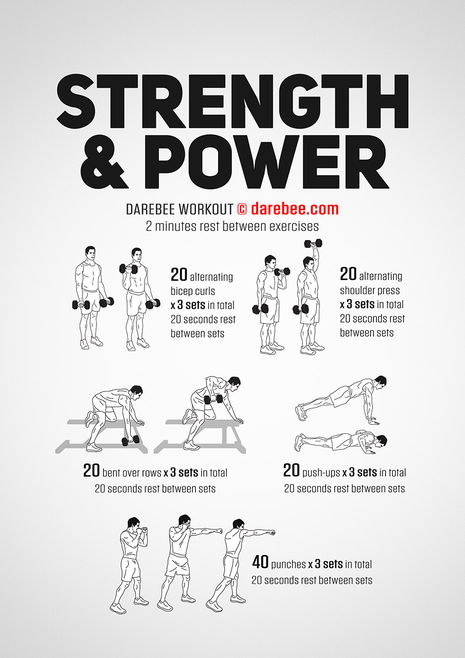 Pin On Bodyweight Workout