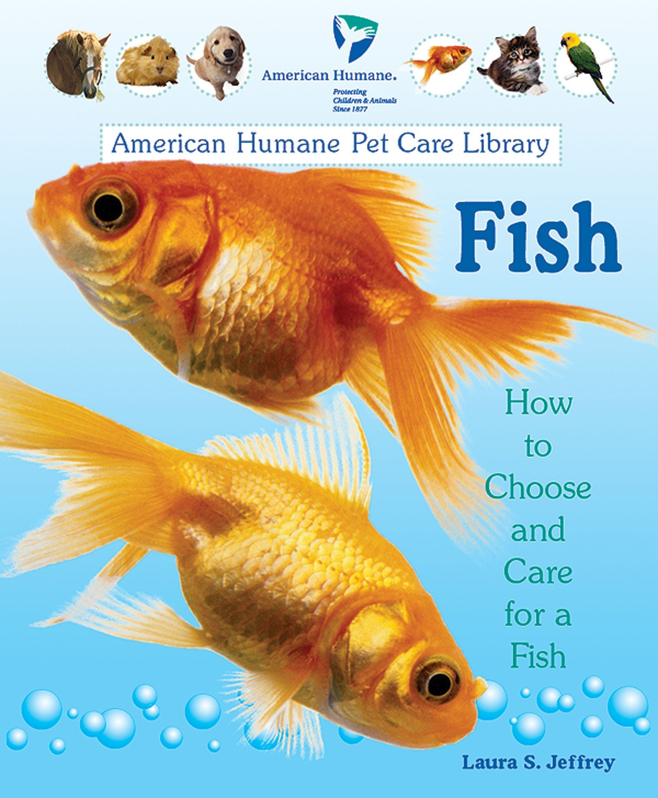 Fish How to Choose and Care for a Fish (American Humane