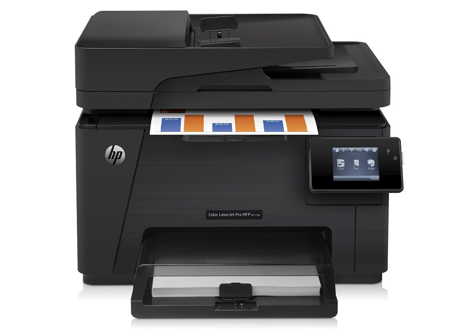 Office depot color printing costs -  Color Laser All In One Printer Copier Scanner Fax Show Your Best Work With Vivid Documents While Keeping Printing Costs Low At Office Depot Officemax