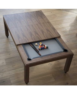 Metal Fusion Pool Table By Aramith White Powder Coated Steel Fusion Tables Billiards Dining Table Contemporary Dining Room Tables