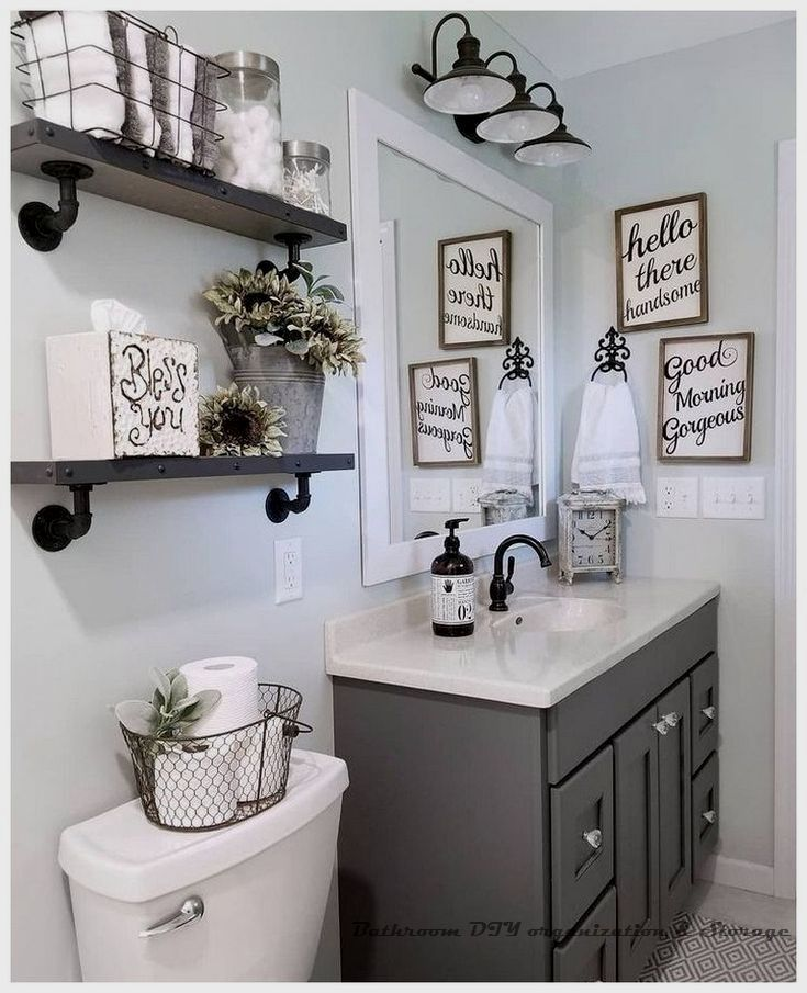 Exeptional Bathroom Storage & organization Concepts #bathroomstorage #bathroomor… – Welcome My Blogs..