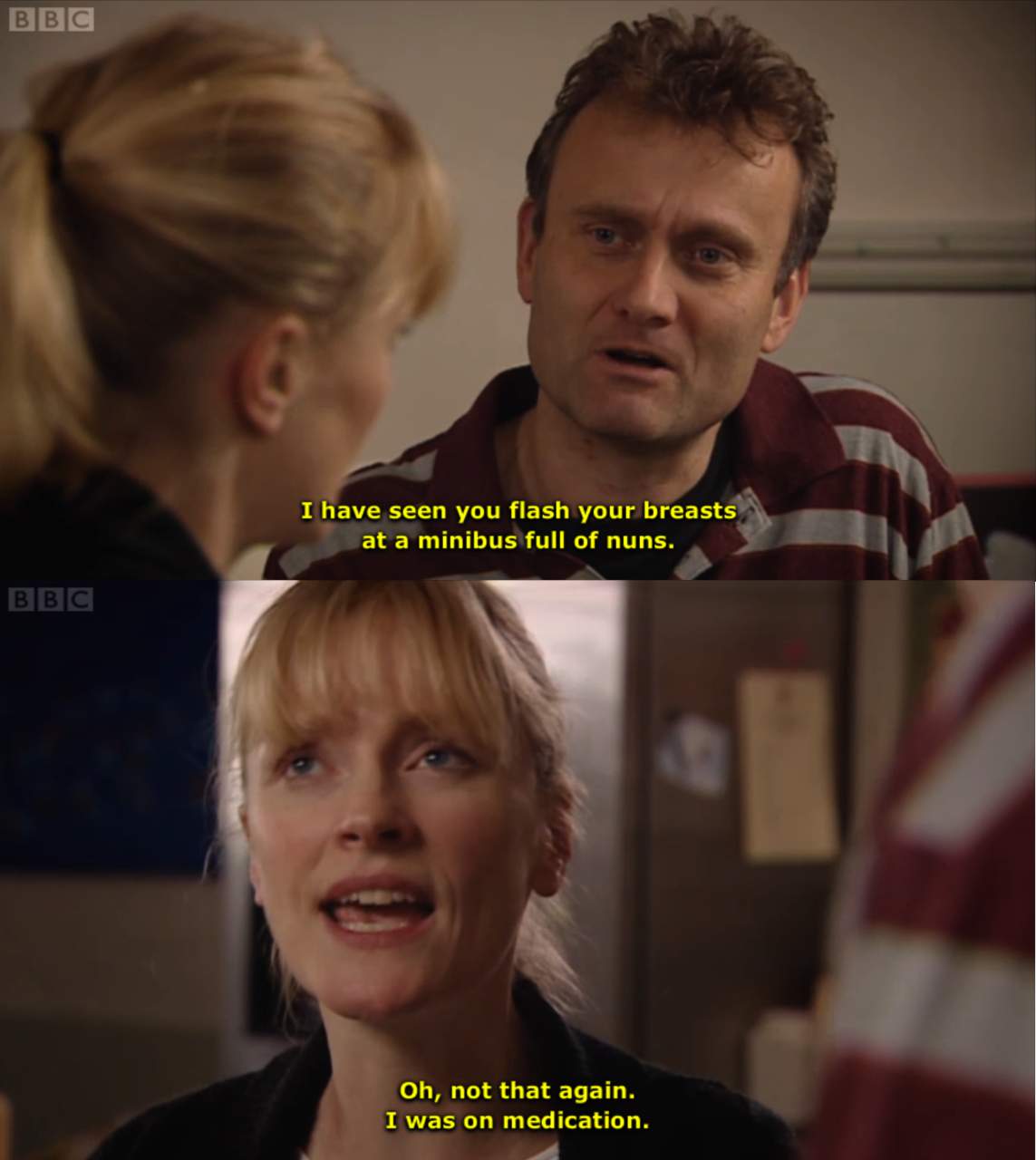 Funny Quotes British Comedians