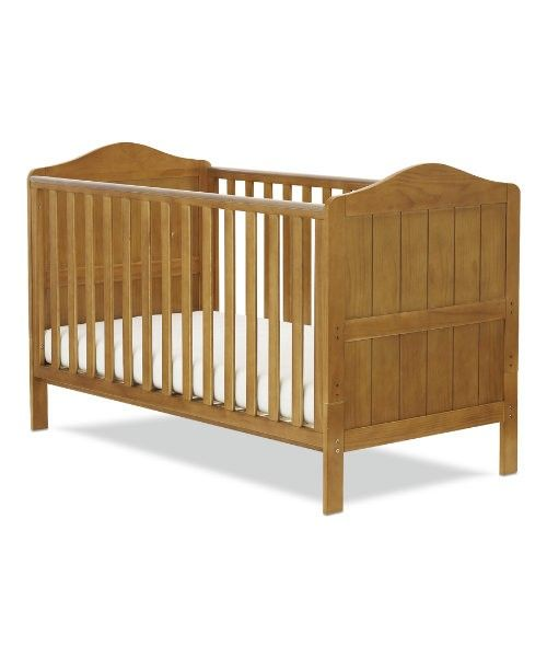 Mothercare cuna cama darlington madera cunas y mois s for Cama y cuna
