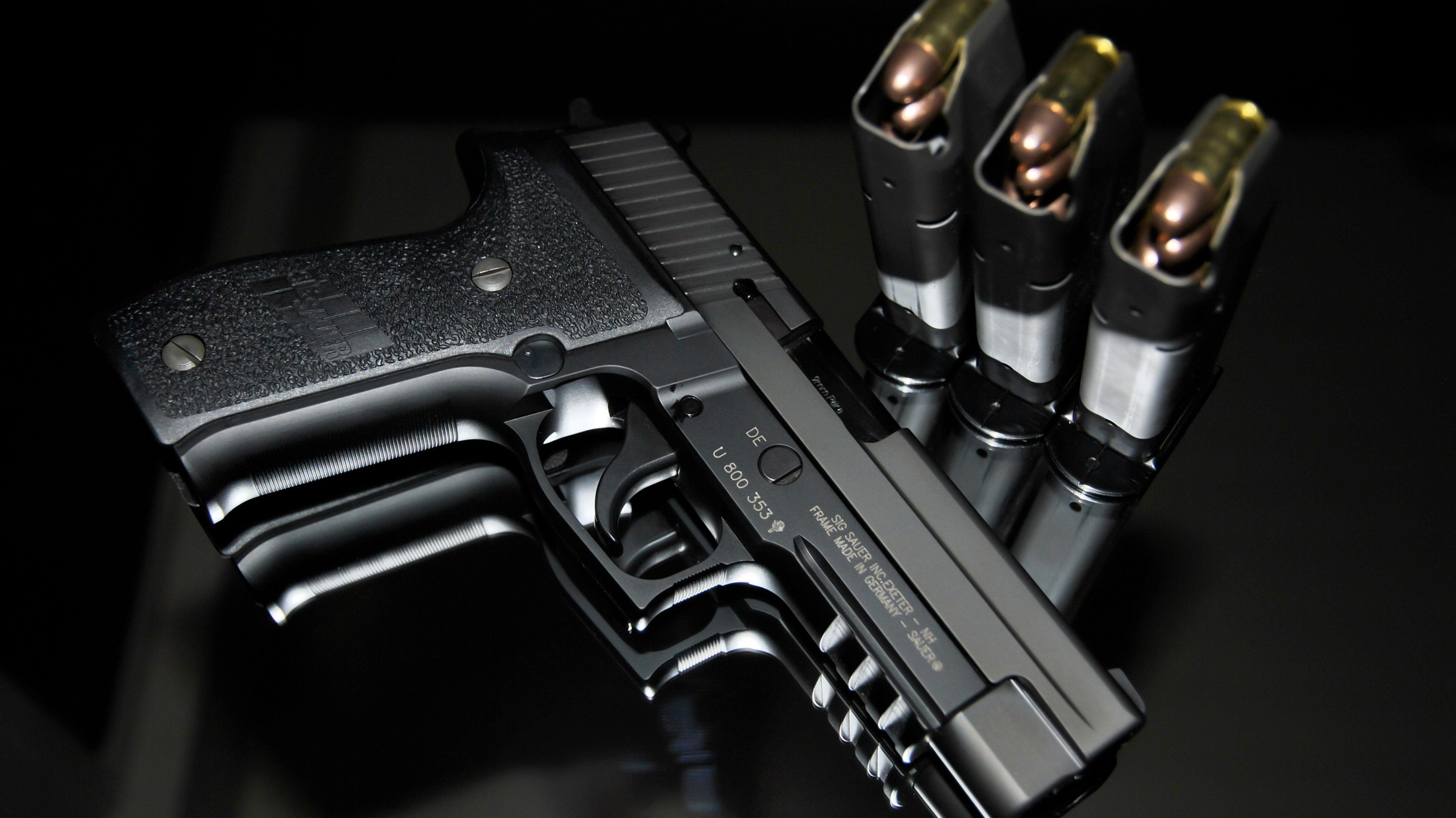 Pin On Random Guns and bullets hd wallpaper