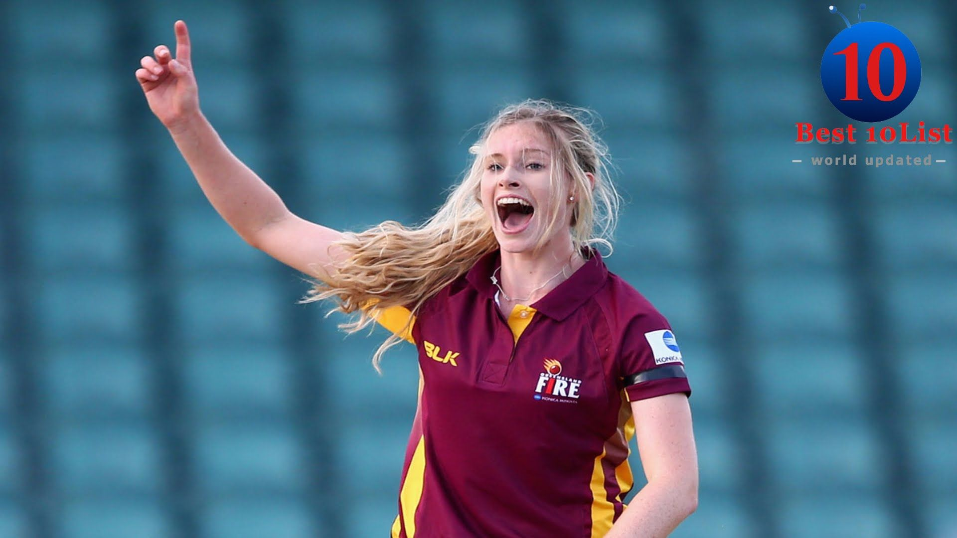 Top 10 Most Beautiful Women Cricketers in the World 10