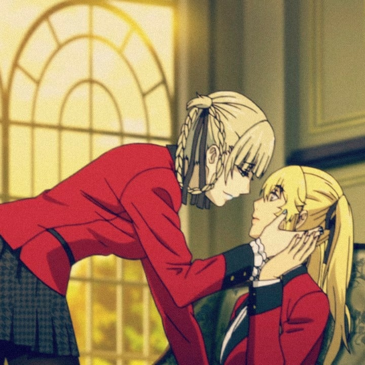 Pin by ᴍɪɴᴀᴛᴏᴢᴀᴋɪ ᴍᴀʀɪɴᴀ on kakegury in 2020 Anime, Mary